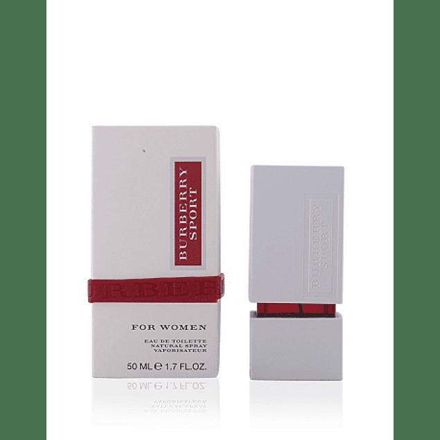 Perfume Burberry Sport Dama Edt 50 ml
