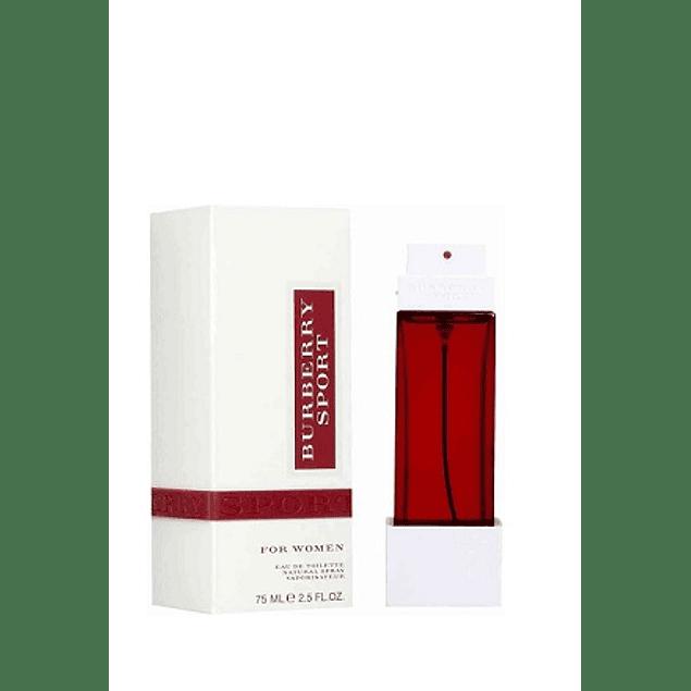Perfume Burberry Sport Dama Edt 75 ml