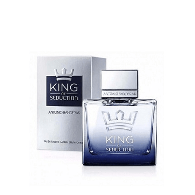 Perfume King Seduction Hombre Edt 100 ml