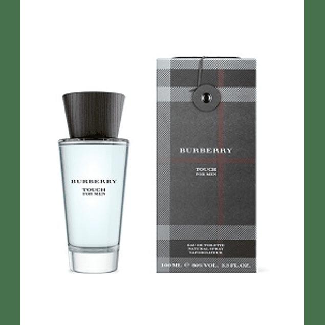 Perfume Burberry Touch Varon Edt 100 ml