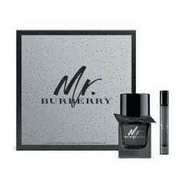 Perfume Mr Burberry Varon Edp 50 ml Estuche