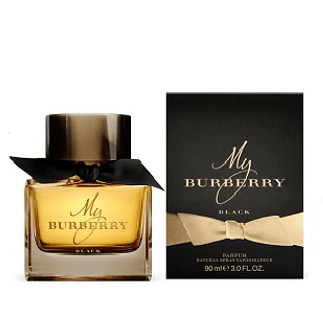 Perfume My Burberry Black Dama Edp 90 ml