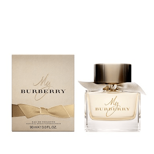Perfume My Burberry Mujer Edt 90 ml