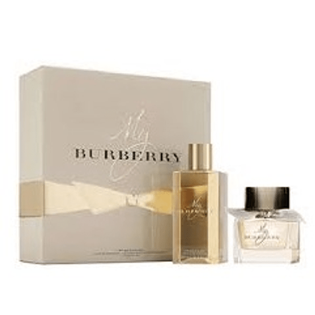 Perfume My Burberry Dama Edt 90 ml Estuche
