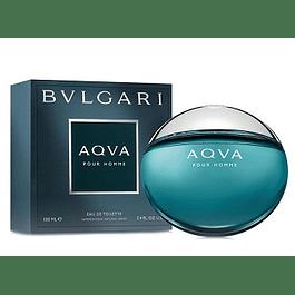 Perfume Bvl Aqua Hombre Edt 100 ml