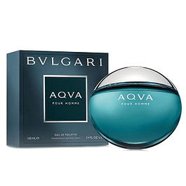 Perfume Bvl Aqua Varon Edt 100 ml