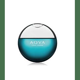 Perfume Bvl Aqua Varon Edt 100 ml Tester