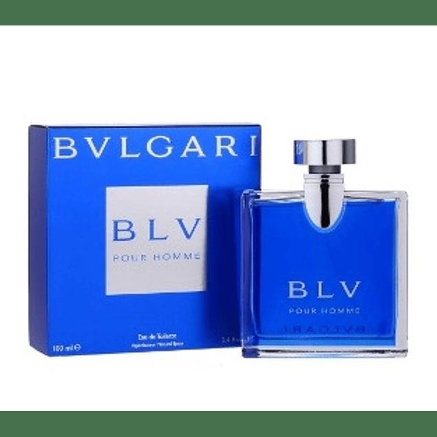 Perfume Bvl Blue Hombre Edt 100 ml
