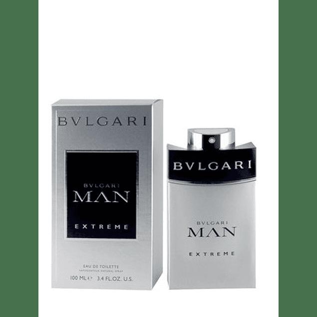 PERFUME BVL MAN EXTREME (GRIS) VARON EDT 100 ML
