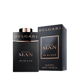 Perfume Bvl Man In Black Hombre Edp 100 ml
