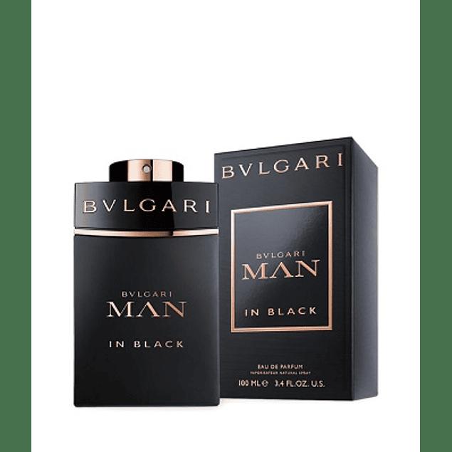 Perfume Bvl Man In Black Hombre Edp 100 ml
