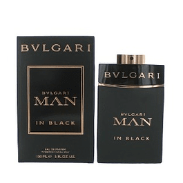 Perfume Bvl Man In Black Varon Edp 150 ml