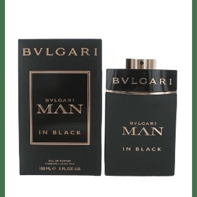 Perfume Bvl Man In Black Varon Edp 150 ml