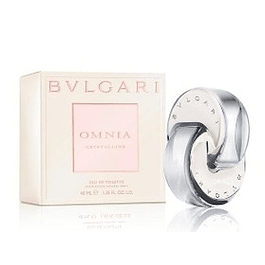 Perfume Bvl Omnia Crystaline Mujer Edt 65 ml