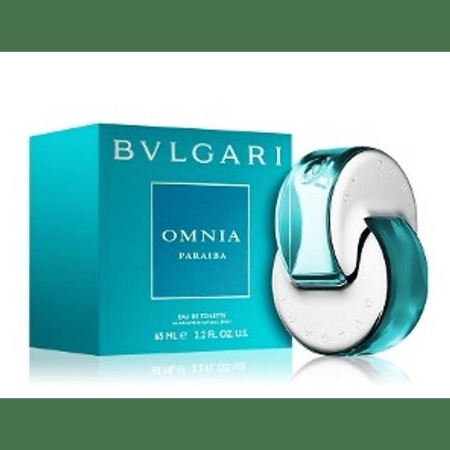 Perfume Bvl Omnia Paraiba Dama Edt 65 ml