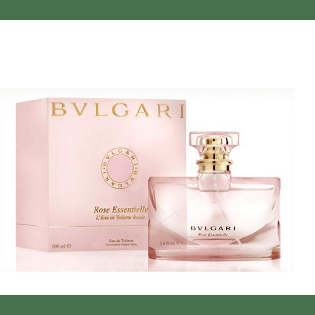 Perfume Bvl Rose Essentielle Dama Edt 100 ml