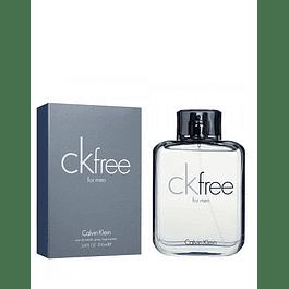 Perfume Ck Free Varon Edt 100 ml
