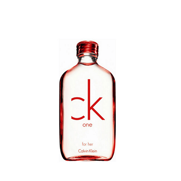 Perfume Ck One Red Dama Edt 100 ml Tester