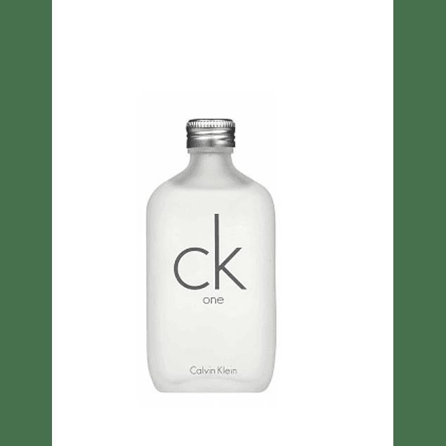 Perfume Ck One Unisex Edt 100 ml Tester
