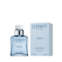 Perfume Eternity Aqua Varon Edt 100 ml