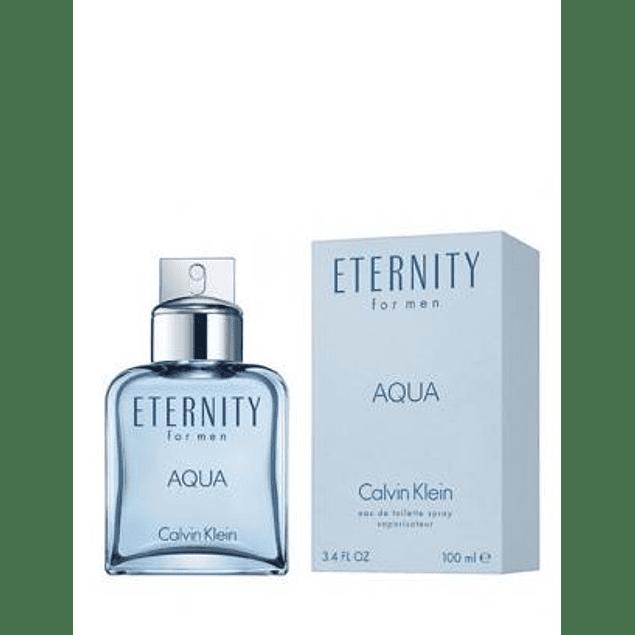 PERFUME ETERNITY AQUA HOMBRE EDT 100 ML