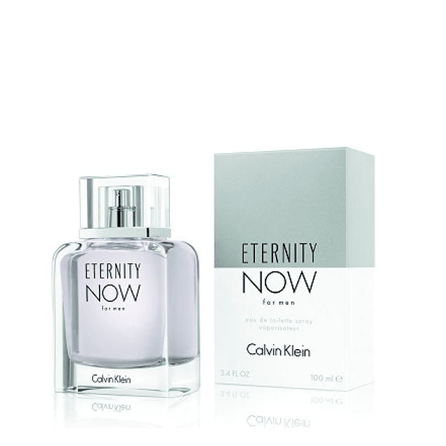 Perfume Eternity Now Varon Edt 100 ml