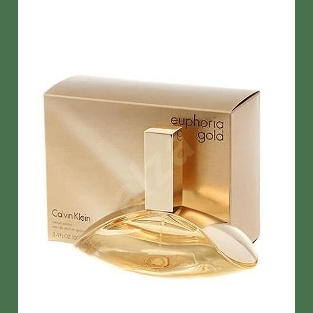 Perfume Euphoria Gold Dama Edp 100 ml