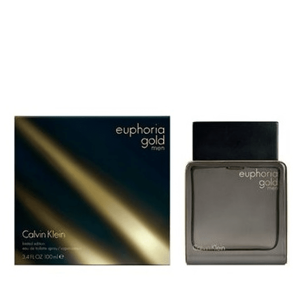 Perfume Euphoria Gold Varon Edt 100 ml