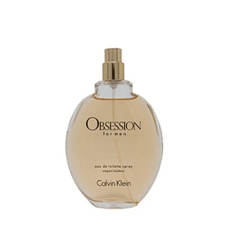 PERFUME OBSESSION HOMBRE EDT 125 ML TESTER