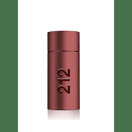 Perfume 212 Sexy Varon Edt 100 ml Tester