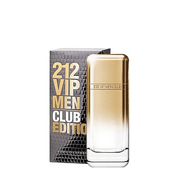 Perfume 212 Vip Club Varon Edt 100 ml