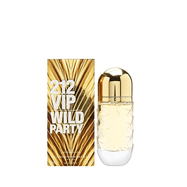 Perfume 212 Vip Wild Party Dama Edt 80 ml