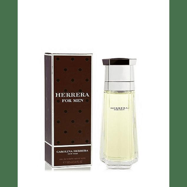 Perfume Carolina Herrera Varon Edt 100 ml