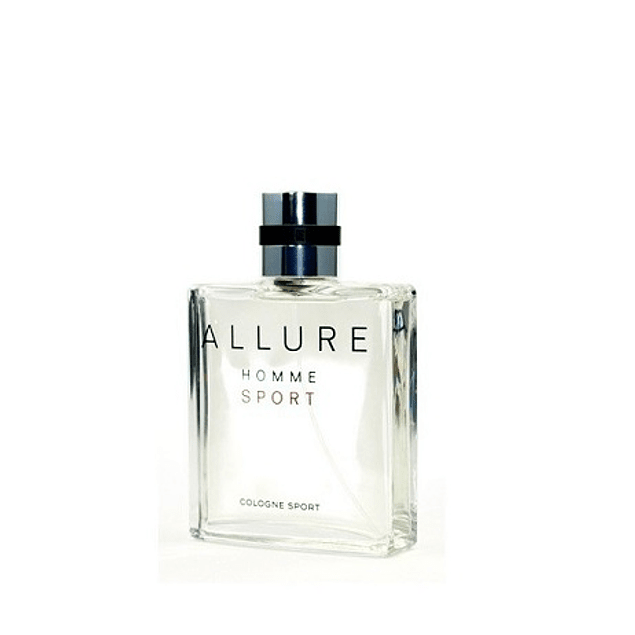 Perfume Allure Sport Cologne Chanel Varon Edt 100 ml Tester
