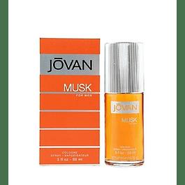 Perfume Jovan Musk Hombre Edc 88 ml