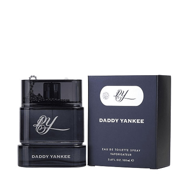 Perfume Daddy Yankee Hombre Edt 100 ml