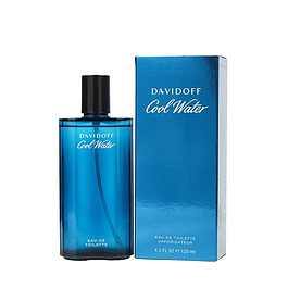 Perfume Cool Water Hombre Edt 125 ml