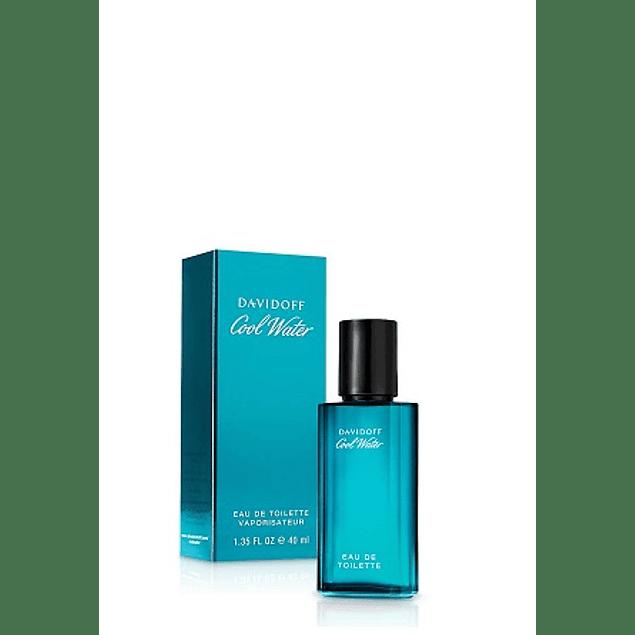 Perfume Cool Water Varon Edt 40 ml