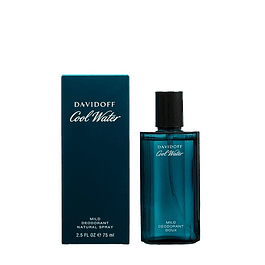 Perfume Cool Water Varon Edt 75 ml