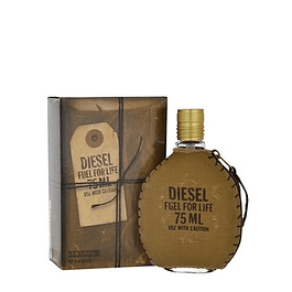 Perfume Fuel For Life Hombre Edt 75 ml