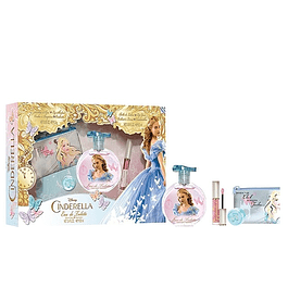 Perfume Disney Princesa Niña Edt 30 ml Estuche