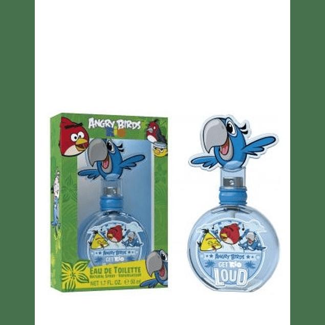 Perfume Rio Angry Birds Unisex Edt 100 ml