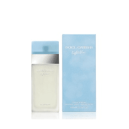 Perfume Light Blue Mujer Edt 100 ml