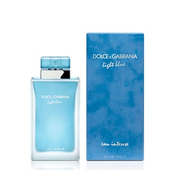Perfume Light Blue Eau Intense Mujer Edp 100 ml