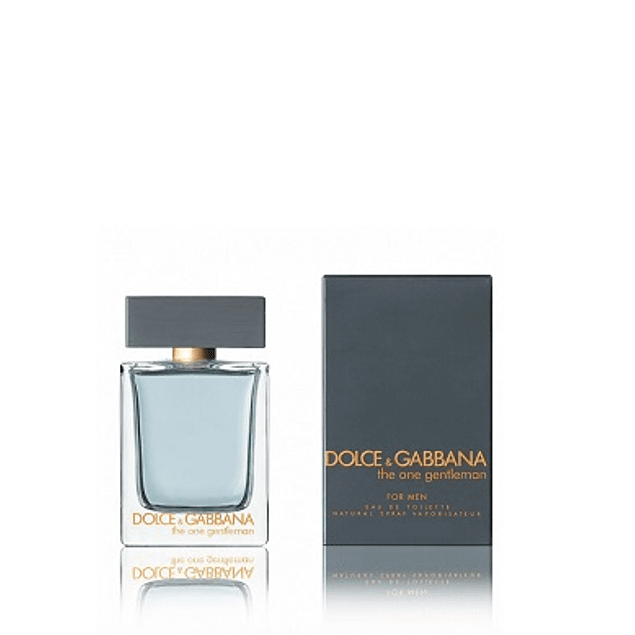 Perfume The One Gentleman Hombre Edt 50 ml