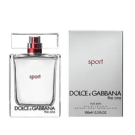 Perfume The One Sport Varon Edt 100 ml
