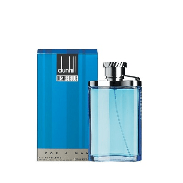 Perfume Desire Blue Hombre Edt 100 ml