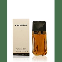 Perfume Knowing Dama Edp 75 ml