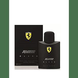 Perfume Ferrari Black Hombre Edt 125 ml