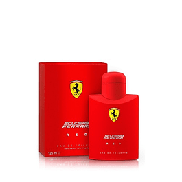 Perfume Ferrari Red Varon Edt 125 ml